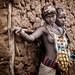 Turmi market, woman from Hamer tribe by **luisa**