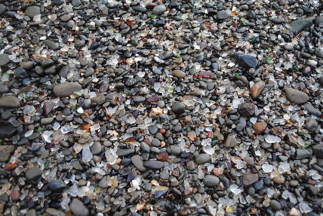 sea glass beach