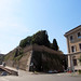 Small photo of Aurelian Wall Section
