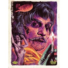 Vincent Price as Doctor Phibes. #Horror