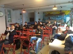 TechMeetups Berlin Hackathon 2014 Oct 25 & 26  -  26