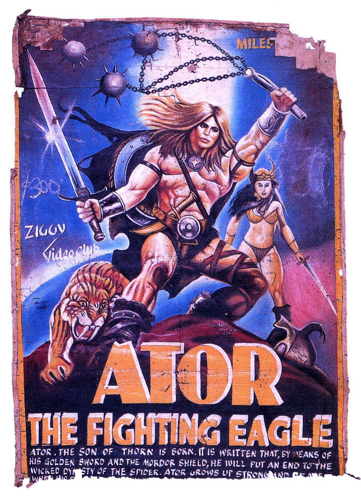 Ator, The Fighting Eagle