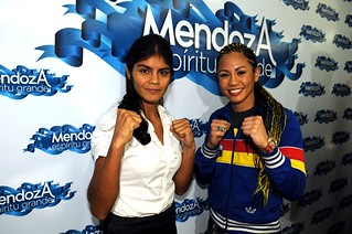 Boxeo Jèsica Marcos Ana Julaton