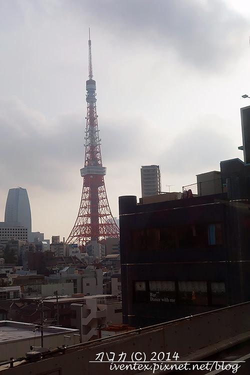 14刀口力日本東京鐵塔