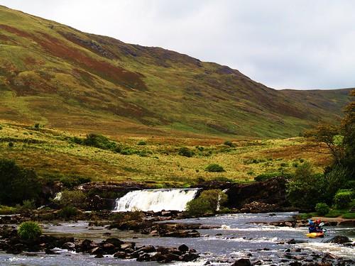 Aasleagh Falls, Ireland