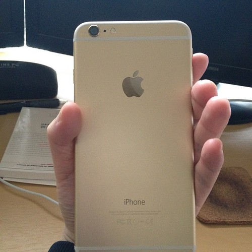 #iPhone6plus