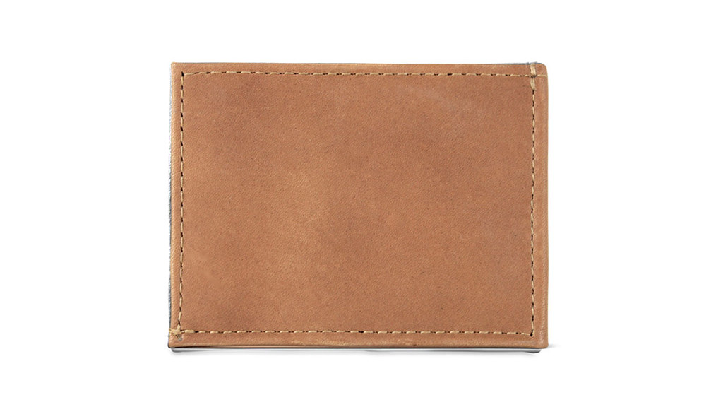 X Slimmy Super Slim Wallet Alternative - Antique Leather