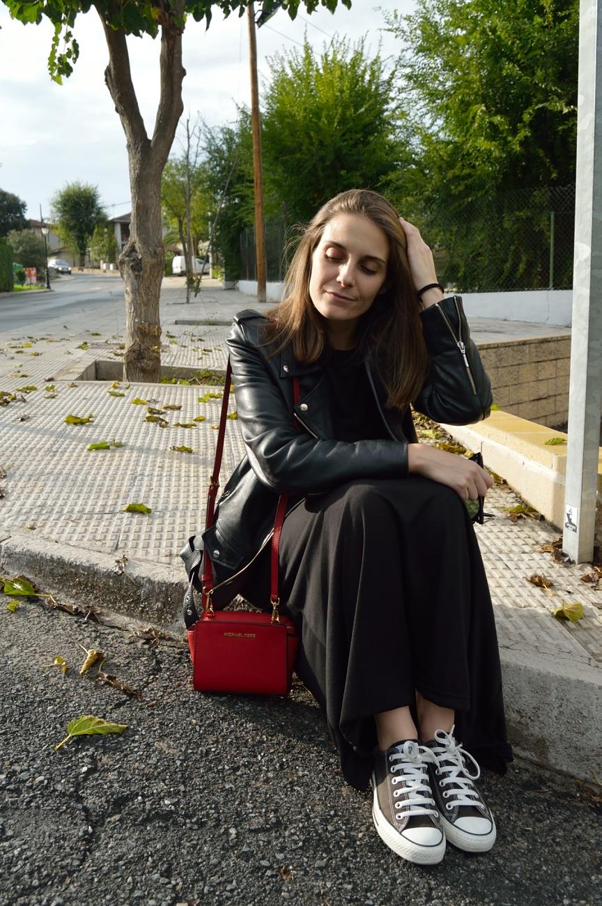 lara-vazquez-madlula-long-black-dress-style