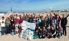 Beach Clean Up Warnemünde