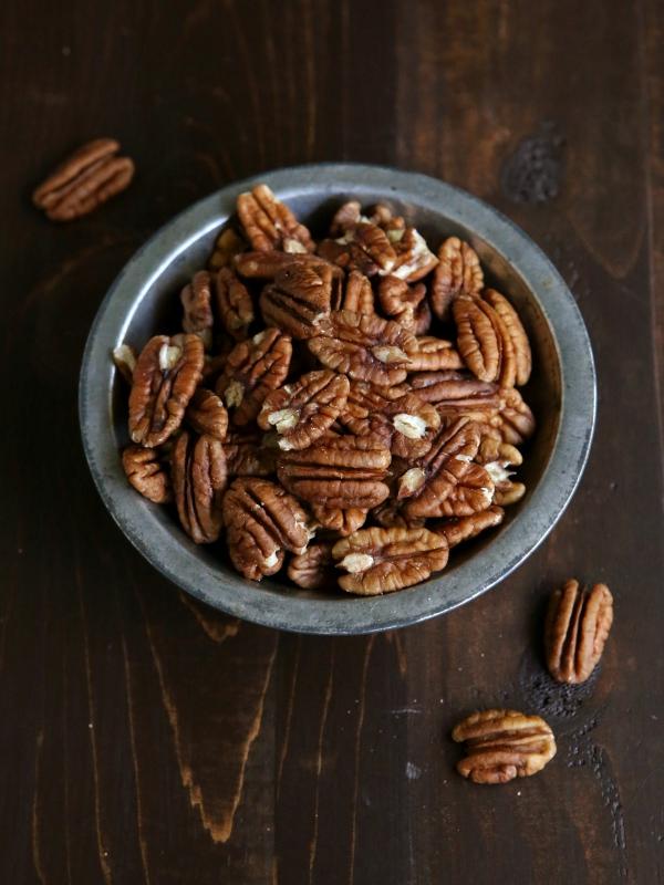 Pecan Pie Brownies | completelydelicious.com