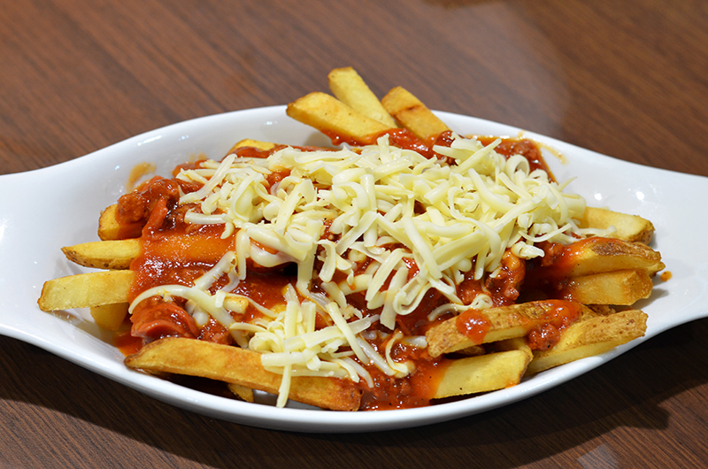 Wham Spaghetti Fries