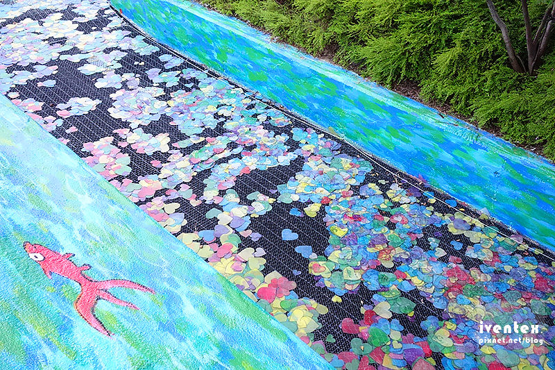 14刀口力台南善化南科幾米裝置藝術小公園