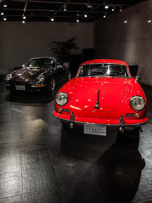 20141021_05_Porsche 356 C(1600C) & 911 Carrera S(Type 993)