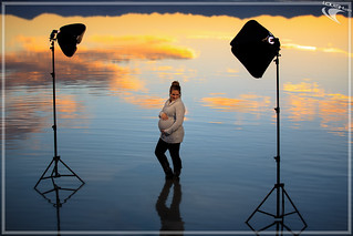 Behind The Scenes Photography Salt Flats