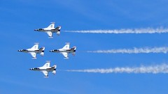 USAF Thunderbirds - F-16's 09