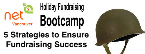 Holiday Fundraising Bootcamp- 5 Strategies to Ensure Fundraising Success facebook cover