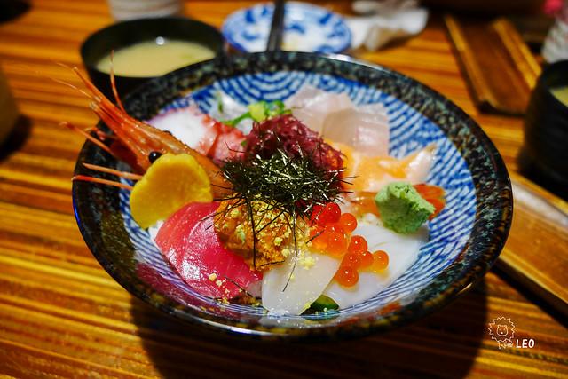 [台中西區]--老牌日式和風--魚先生日本料理Mr.さかな@ 王獅子 ...
