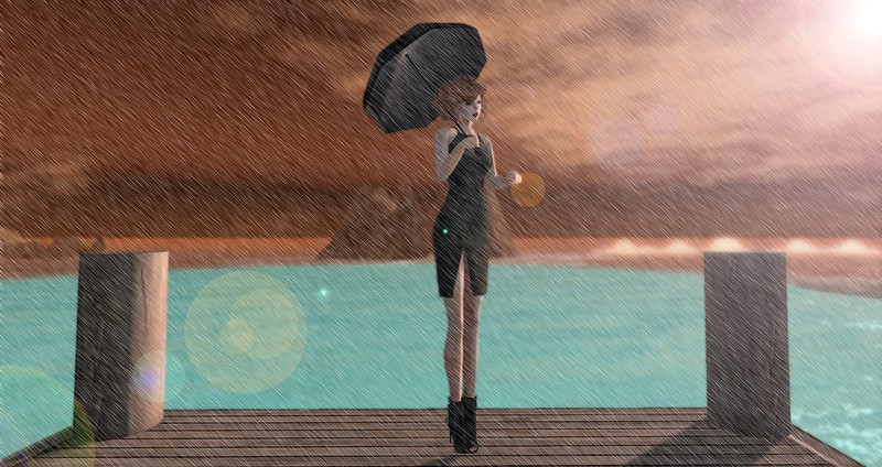 Forecast: sunshine and showers