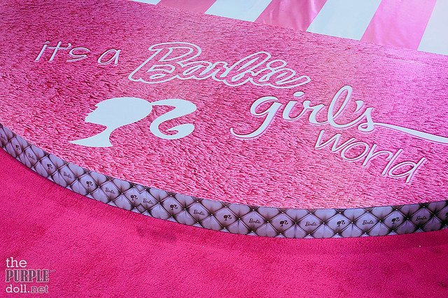 It's a Barbie Girl's World in SM North EDSA