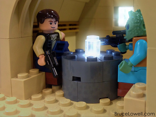 LEGO Han Shot First