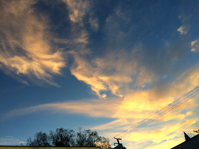 Photo of the week: Clouds
