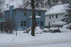 Bob Dylan's Boyhood Home, Bob Dylan Drive, Hibbing Minnesota, Photo by Wes - Recent Uploads tagged hibbingminnesota