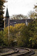 October 22, 2014 - Tracks; Waterville, Maine