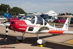 ZH118 TD - 6507 - Royal Air Force - Grob G-109B Vigilant T1 - Fairford RIAT 2006 - Steven Gray - CRW_2005