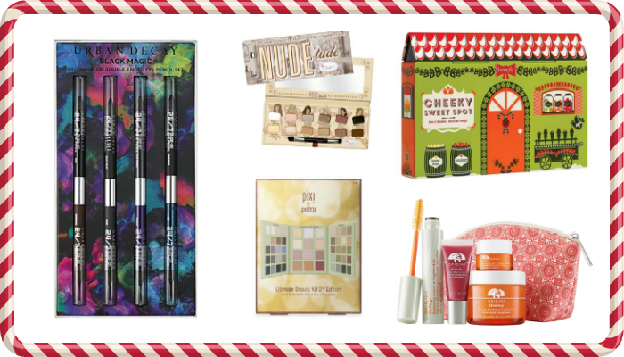 The Ultimate Beauty Gift Guide 2014 Under £30
