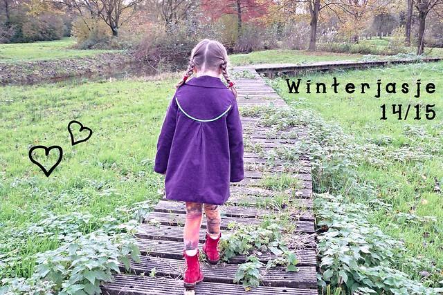 Winterjas Isja deel 2