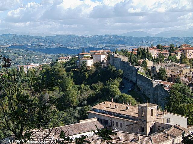 Perugia - Ausblick2
