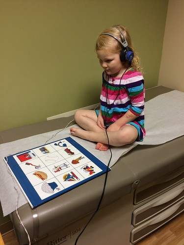 Hearing test time