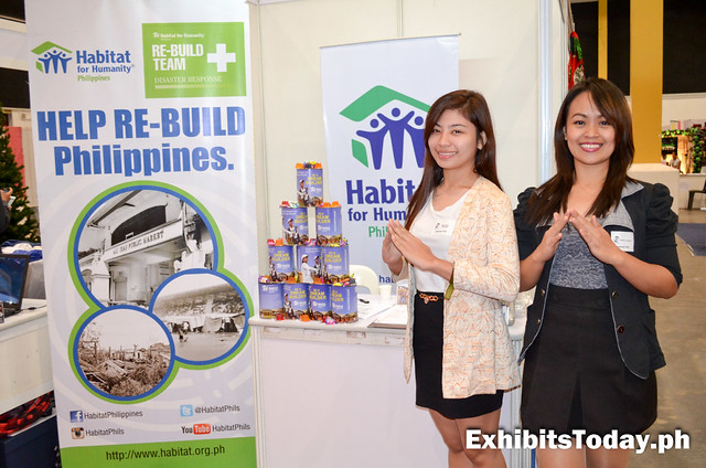 Habitat for Humanity Booth