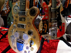 Holy Grail Guitar Show Berlin - Spalt Instruments