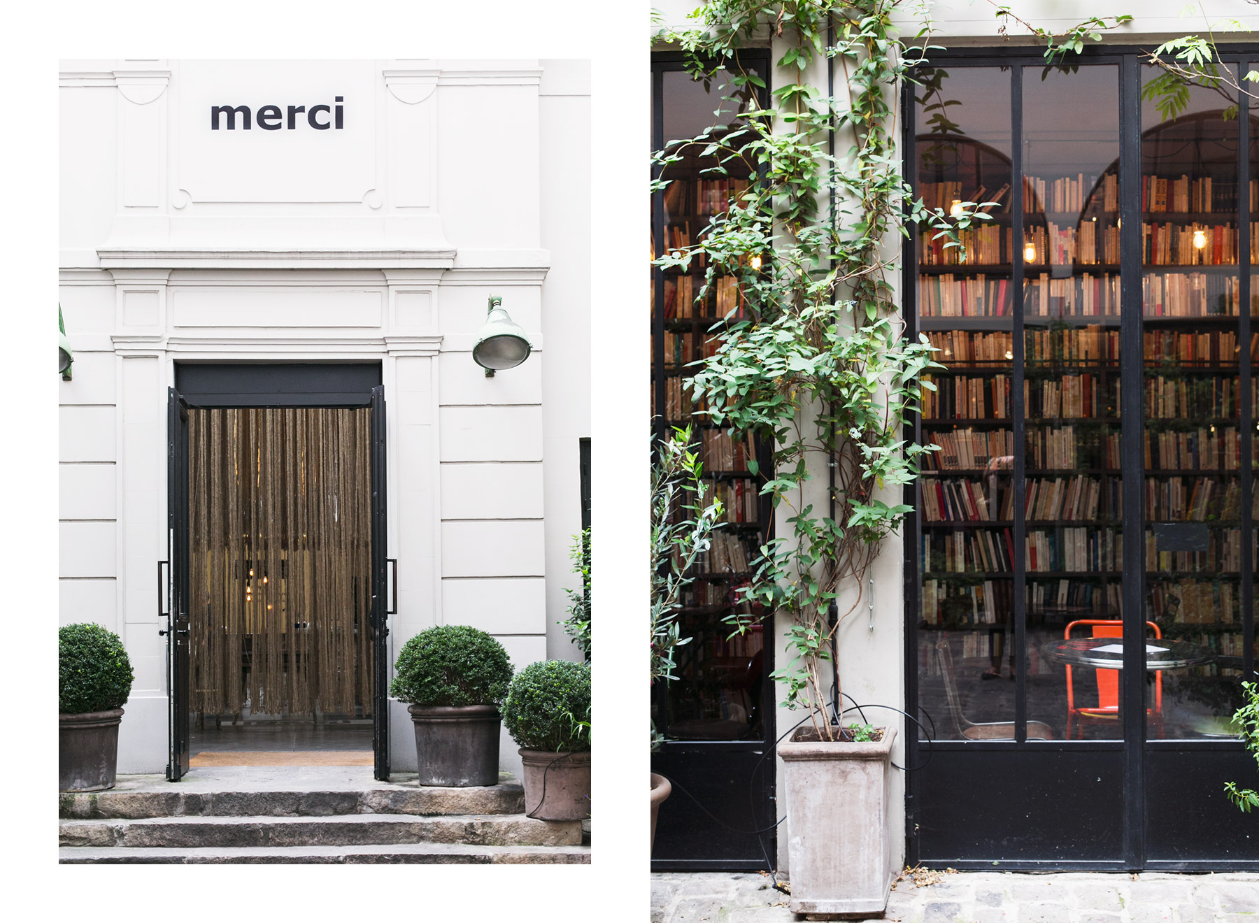 Merci shop in Paris by Carin Olsson (Paris in Four Months)