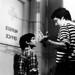 ET Behind the Scenes Steven Spielberg & Henry Thomas - 1024