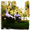 syeikh muhammad bin musa alu nashr,  13sept2012, puncak bogor by Darto KLoning