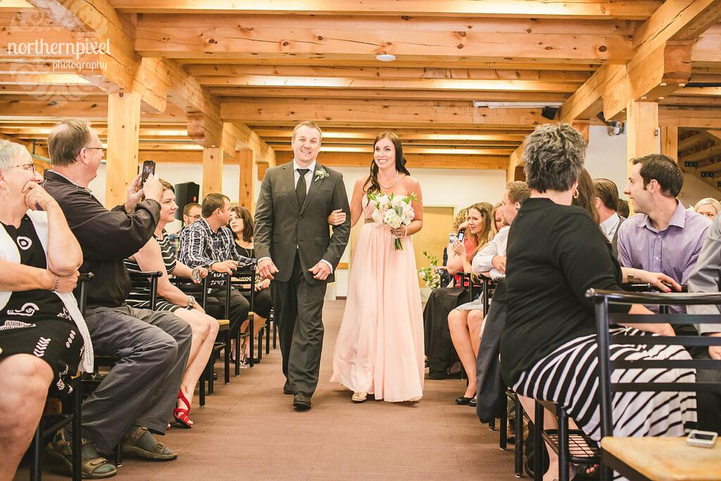 Melissa & Troy's Wedding Ceremony
