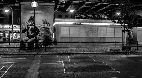 Konnopke, Since 1930, Berlin, Germany