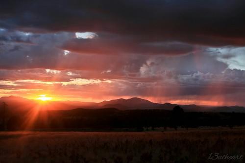 sunset arizona beautiful clouds northernarizona cloudporn