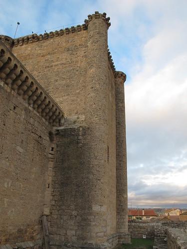 Castillo - Torre del homenaje