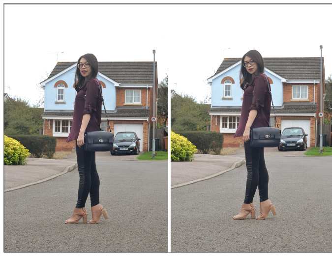 Daisybutter - UK Lifestyle and Fashion Blog: autumn style, autumn outfit ideas