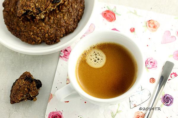 咖啡麥片餅乾-20141119