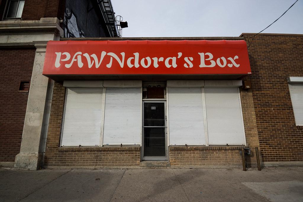 PAWNdora's Box