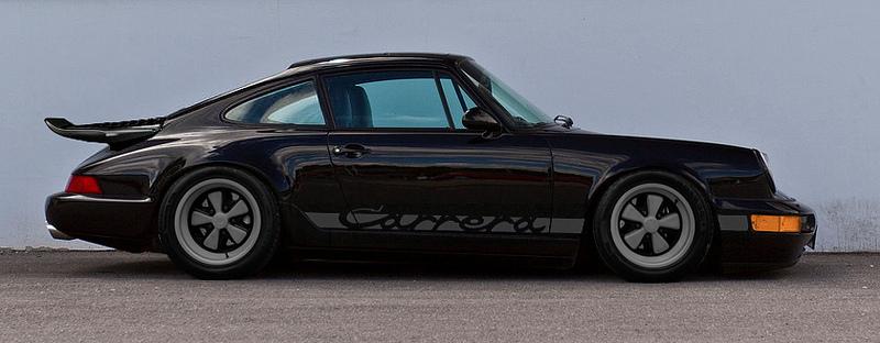 16 Inch Fuchs On A 964 Rennlist Porsche Discussion Forums