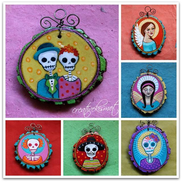 creative kismet ornaments