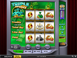 Triple Profits slot game online review