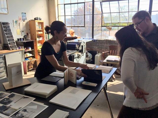 Open Studio/Open Office: Art Meets Environment 2014
