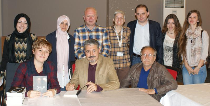 Soma'nın tanıkları Üsküdar Üniversitesi'nde o anları anlattı…