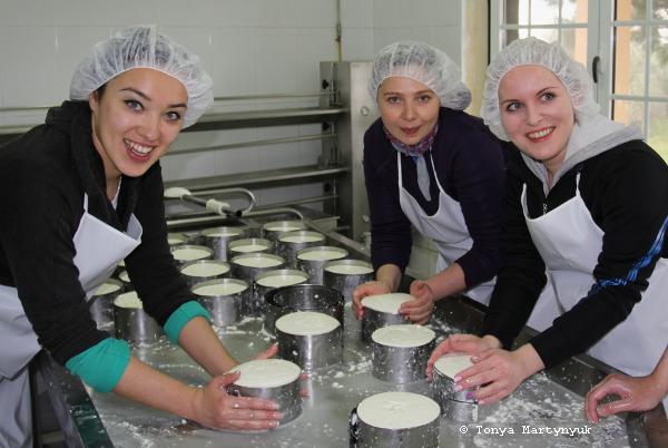 23 - мастер-класс по приготовлению сыра - традиции Португалии
